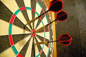 Play Dart 501 game!
