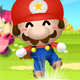Play Mario Kicks Mushrooms game!