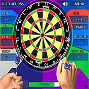 Play Crazy Darts game!