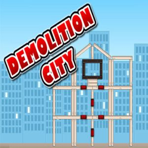 Play Demolition City game!