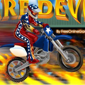 Play Dirt Bike game!