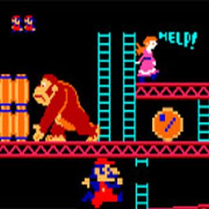 Play Donkey Kong game!