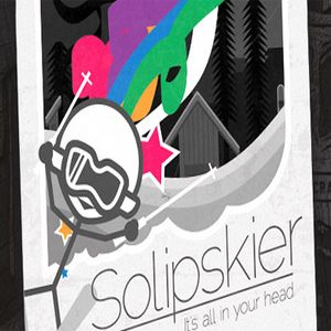 Play Solipskier game!