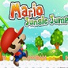 Mario Jungle Jumping game