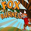 Play Fox Runner game!