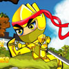 Play Golden Ninja game!