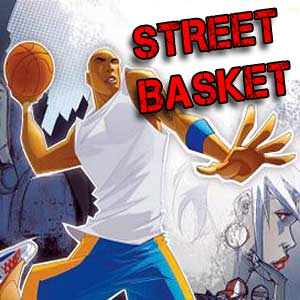 Play Street Basket game!