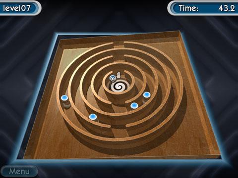 Play Tilt 3D game!