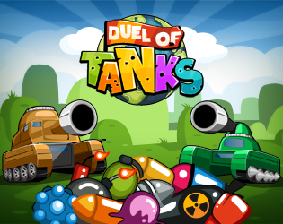 Play Duel of Tanks game!