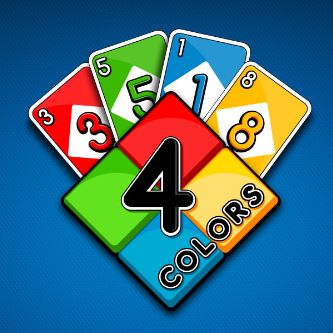 Play UNO 4 Colors game!